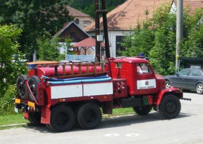 110 let založení SDH Borač (117)