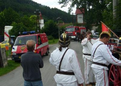 110 let založení SDH Borač (124)