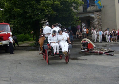 110 let založení SDH Borač (127)