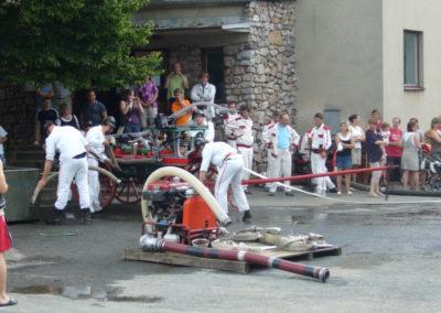 110 let založení SDH Borač (134)