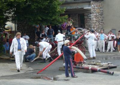 110 let založení SDH Borač (136)