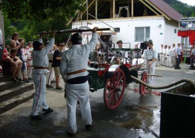 110 let založení SDH Borač (142)