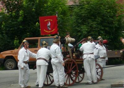 110 let založení SDH Borač (151)