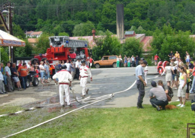 110 let založení SDH Borač (154)