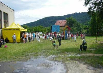 110 let založení SDH Borač (157)