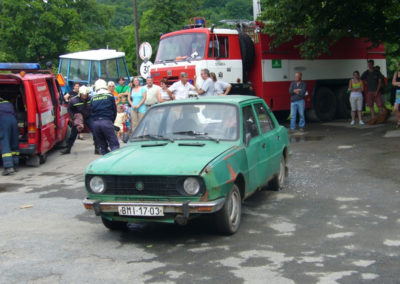 110 let založení SDH Borač (159)