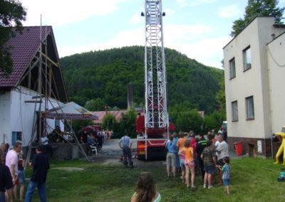 110 let založení SDH Borač (166)