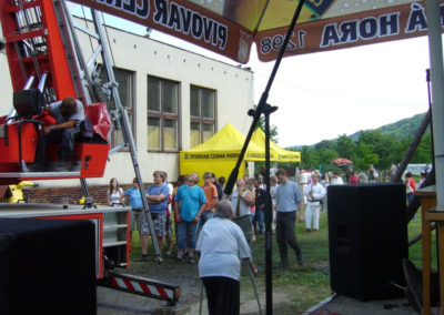 110 let založení SDH Borač (170)