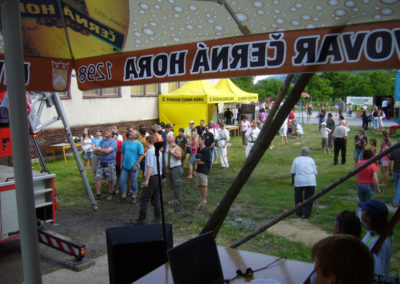 110 let založení SDH Borač (171)
