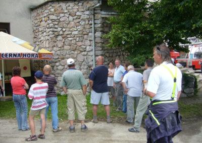 110 let založení SDH Borač (180)