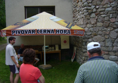 110 let založení SDH Borač (182)