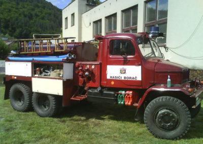 110 let založení SDH Borač (2)