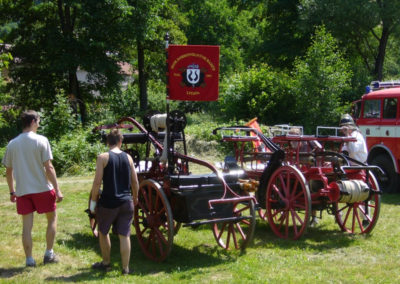 110 let založení SDH Borač (78)