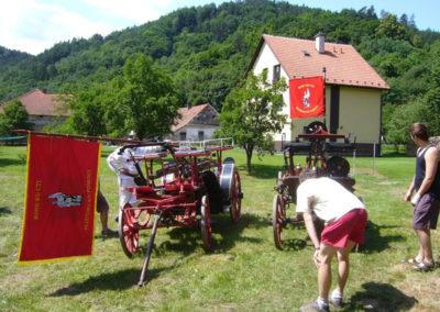 110 let založení SDH Borač (80)