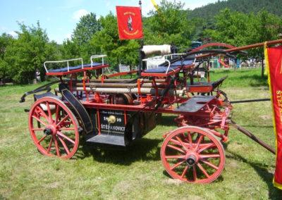 110 let založení SDH Borač (81)