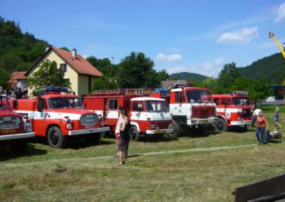 110 let založení SDH Borač (84)