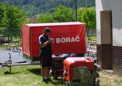 110 let založení SDH Borač (93)