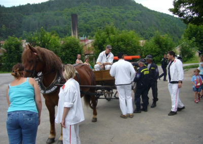 110 let založení SDH Borač (99)